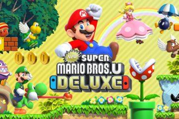 New Super Mario Bros.U Deluxe: recensione.