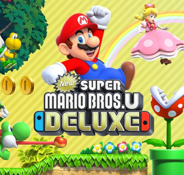 New Super Mario Bros.U Deluxe: recensione.