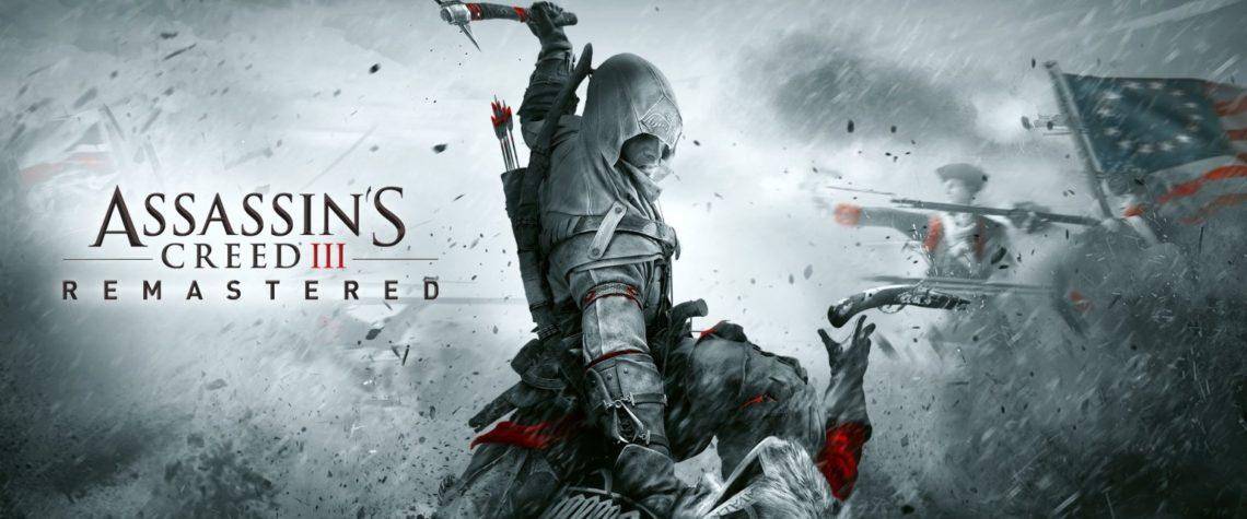 Assassin's Creed 3 Remastered: la rivoluzione Americana.