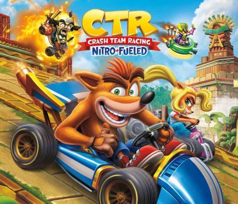 Crash Team Racing N.F.: crash è tornato al volante!.