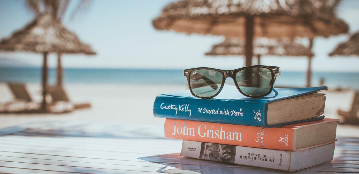 I libri e l'estate: letture per un'alimentazione consapevole.