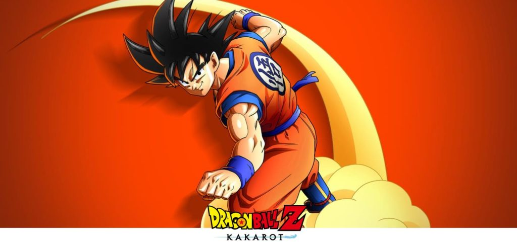 Dragon Ball Z: Kakarot.